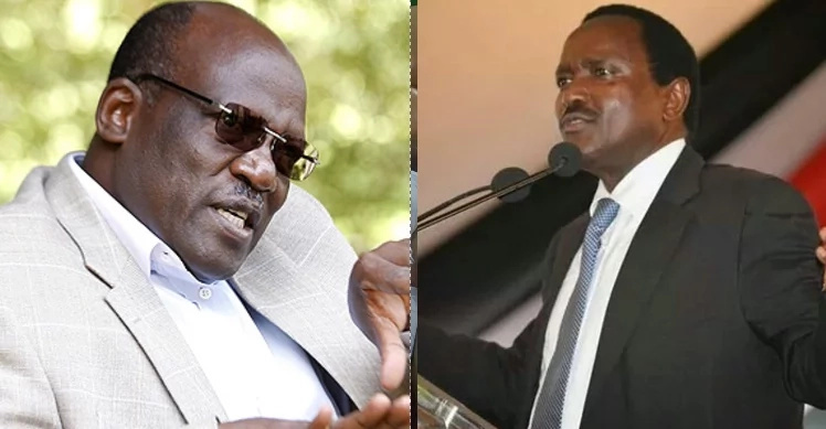 The current infighting between Raila and Kalonzo is enough proof of Raila's character