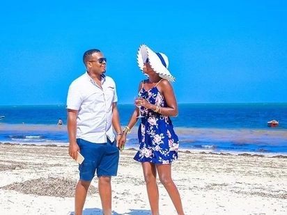 Akothee gives the clearest hint she could be dating her manager