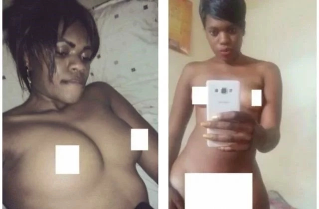 Man leaks KILLER nude photos of lady online (Photos)