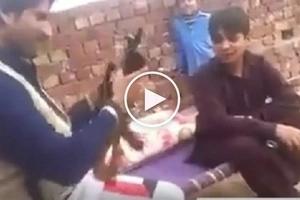 Muntikan ng mamatay! Clumsy Arab almost kills 2 innocent kids while playing with his deadly gun