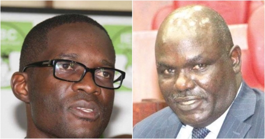 IECB CEO Ezra Chiloba on Thursday, April 12, moved to court to challenge decision by IEBC Chair Wafula Chebukati to send him on compulsory leave