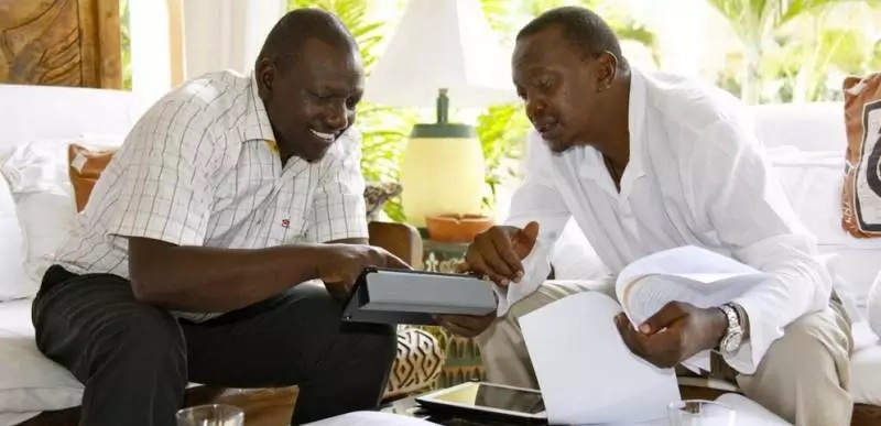 Raila makes damning claims against Uhuru over maize importation