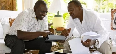 DP William Ruto deeply embarrassed by Raila's 'lies' on IEBC deal