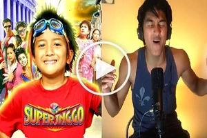 Super Inggo has grown up! Makisig Morales' emotional cover of 'Versace on the Floor' goes viral