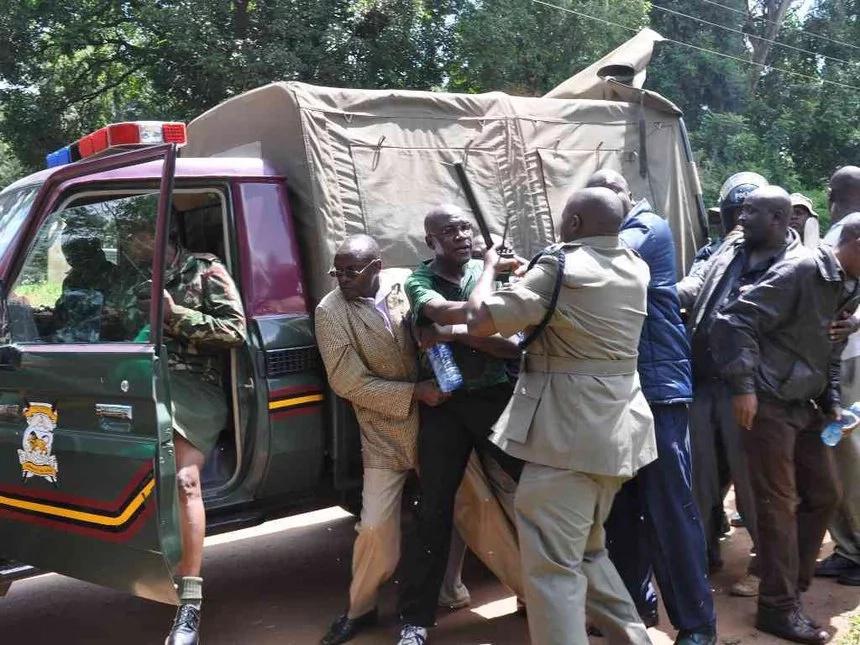 Boda Boda who saved Khalwale seeks payout