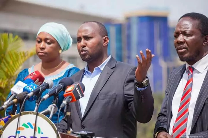 ODM issues statement following Raila assassination claims