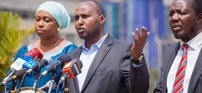 ODM MP wants to go back to Muthaiga police cell but on a different mission