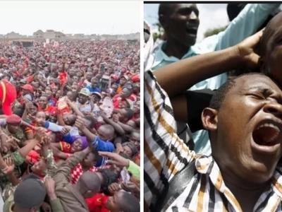 Ahadi ya Uhuru yawakera Wakenya mitandaoni
