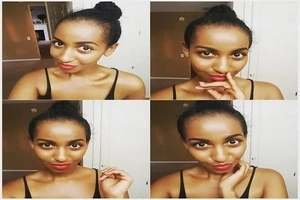You will love the new Sarah Hassan's hairstyle