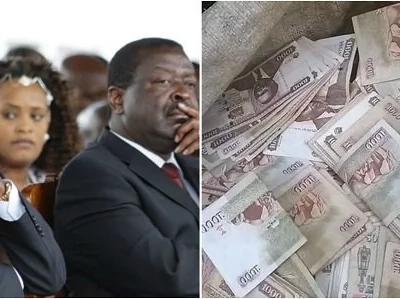 Jubilee's newly-acquired rabble-rouser reveals the BILLIONS that Raila paid Kalonzo and Musalia for them to remain in NASA