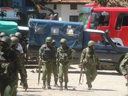 Wanamgambo wa al-Shabaab wawauwa maafisa kadha wa usalama Madera