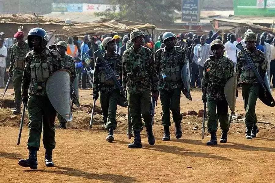 Mbunge wa ODM aliyevunja sheria kukamatwa