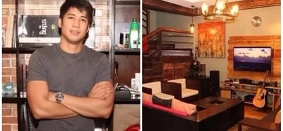 Take a tour in Aljur Abrenica's awesome 3-story house in QC!