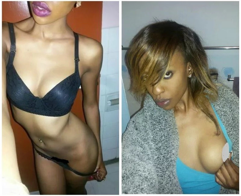 Nairobi model's nudes surface online