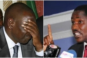 I will never share a podium with you, coward Ruto- Munya goes bareknuckled