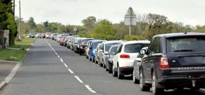 Man forgets where he parked... takes 6 months to find car
