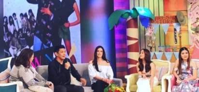 Dayanara Torres cries on 'Magandang Buhay' because of this heartbreaking story
