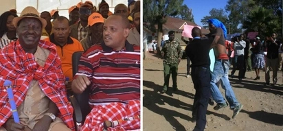 ODM MP to be charged with killing mzungu farmer