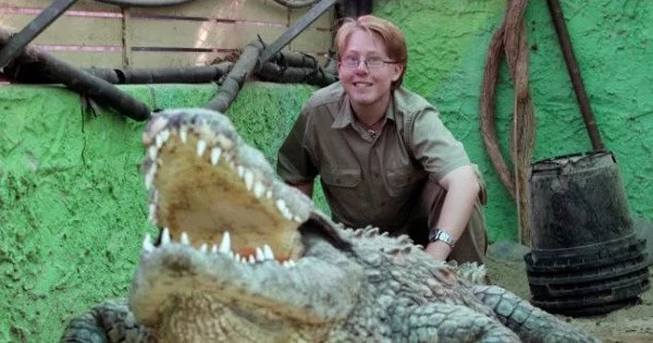 Zoo keeper had been eaten while trying to rape a giant alligator