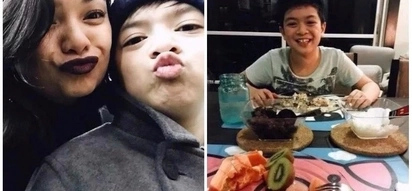 Meet Willie's grandson, the only son of Meryll Soriano and the heir to Wowowin'