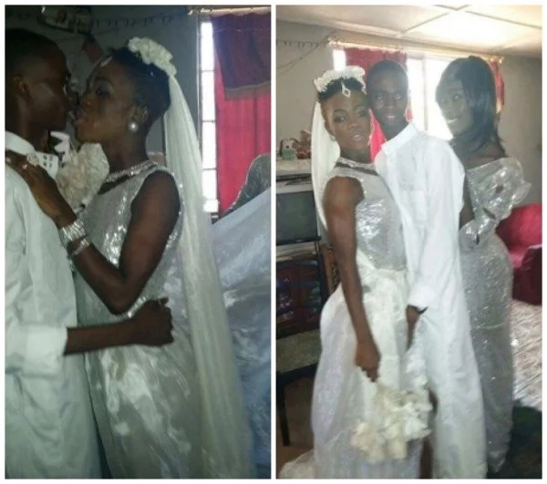 See the GAY wedding in Sierra Leone that has got people talking (photos)