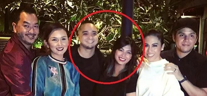 Dating or not? Angel Locsin meets Neil Arce's family