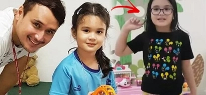 Meet John Estrada's half-Brazilian daughter! Her beauty and talent prove she's got parents with great genes! Take a look!
