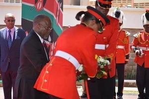 President John Magufuli forces speaker of parliament to run