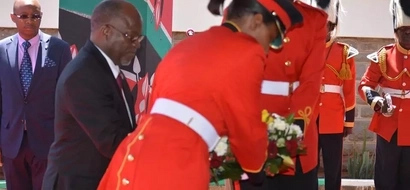 President John Magufuli forces speaker of parliament to run