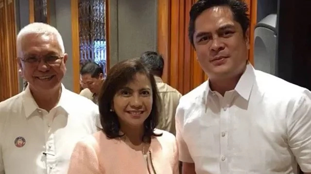 WATCH: Leni joins Duterte cabinet meeting on China, drugs