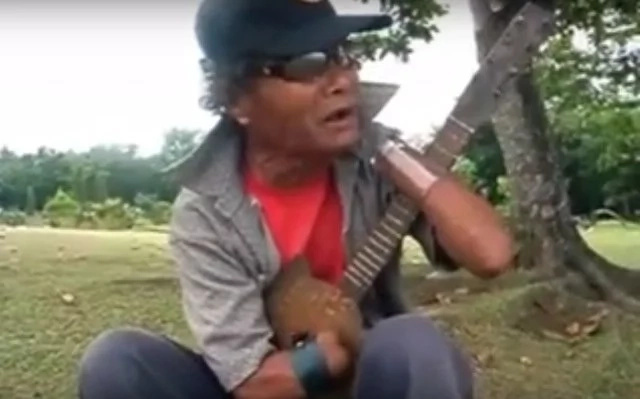 Disabled lolo shares dramatic cover of OPM song