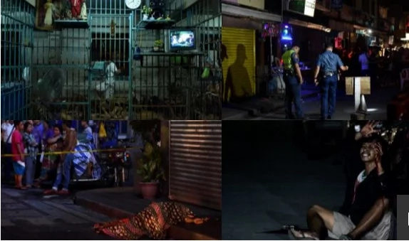 Drug user survives four shots; supports Duterte's war on drugs