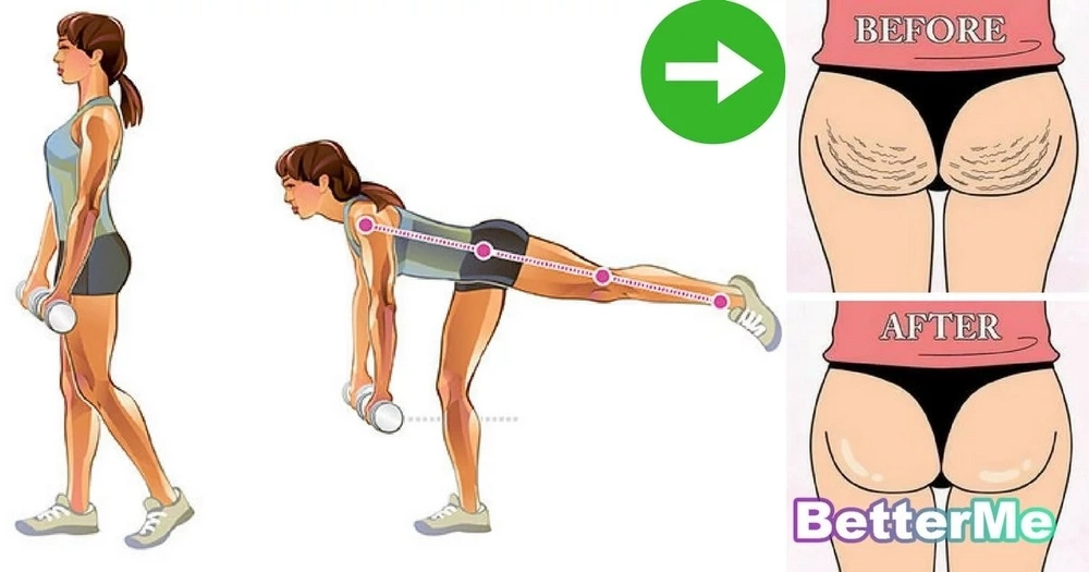 ba49f65c21 The Best 20-Minute Workout To Target Cellulite