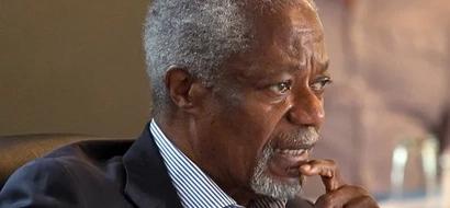Kenyans' reaction after Kofi Annan blasted ICC for letting Uhuruto free