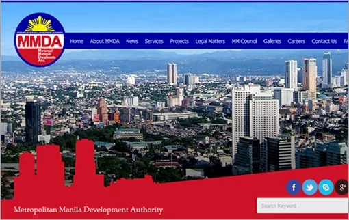 New MMDA website to make motorists' life easier