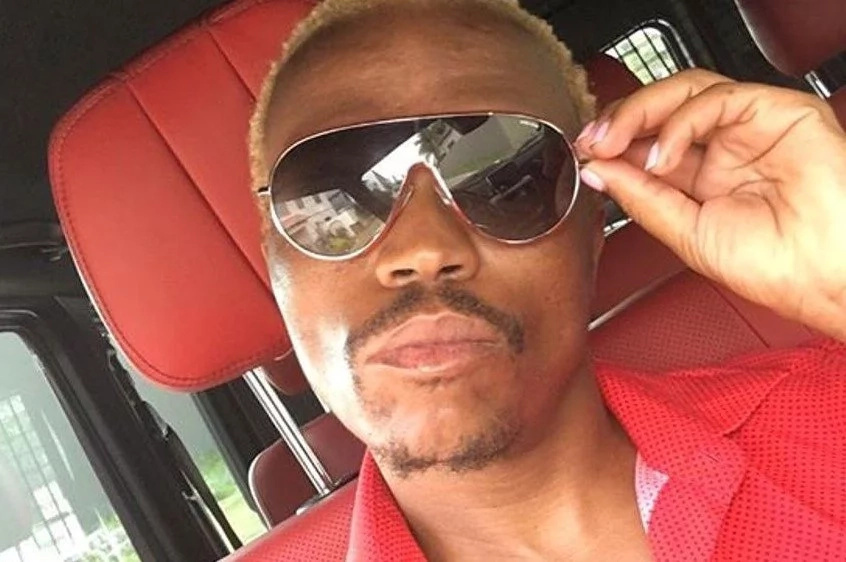 This male African celebrity gets PREGNANT after undergoing womb-insertion surgery (photos)