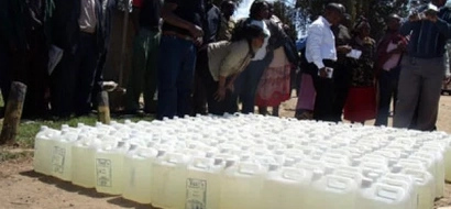 Chiefs Sacked Over Illicit Brews, Nkaissery To Release List Of Shame
