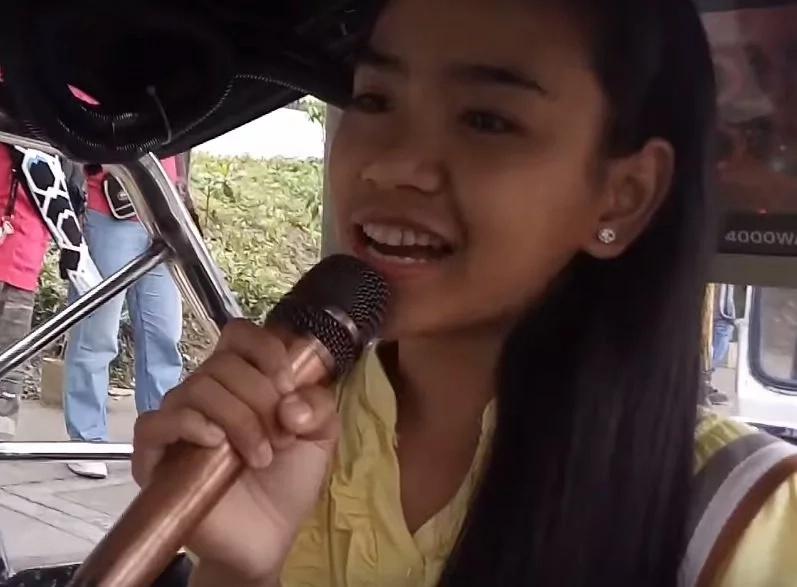 Ang galing naman ng pasahero ni manong! Talented Pinay belts Regine Velasquez hit in viral video