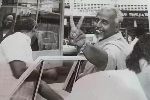 Uhuru Kenyatta remembers late politician Ahmed Bamhariz
