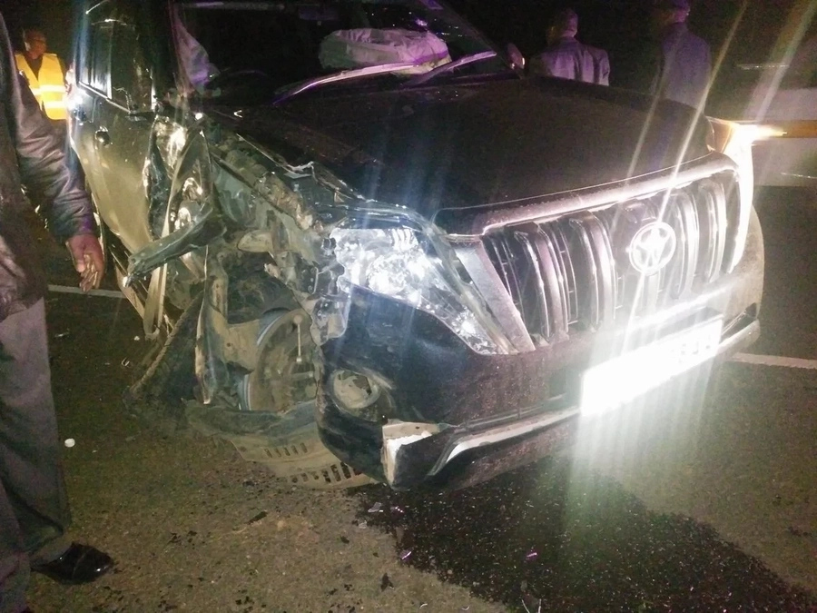 Kakamega governor and ODM deputy chairman's car involved in road accident