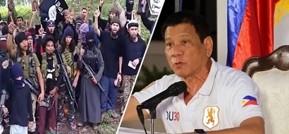 Panibagong laban! Tough Duterte eyes new war against terrorism