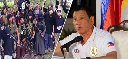 Duterte orders security forces to destroy Abu