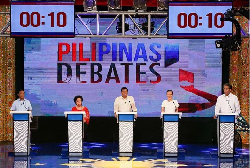 Miriam to join last leg of presidential debate