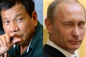 May chance! 6 reasons why Duterte and Vladimir Putin would have a totally awesome bromance