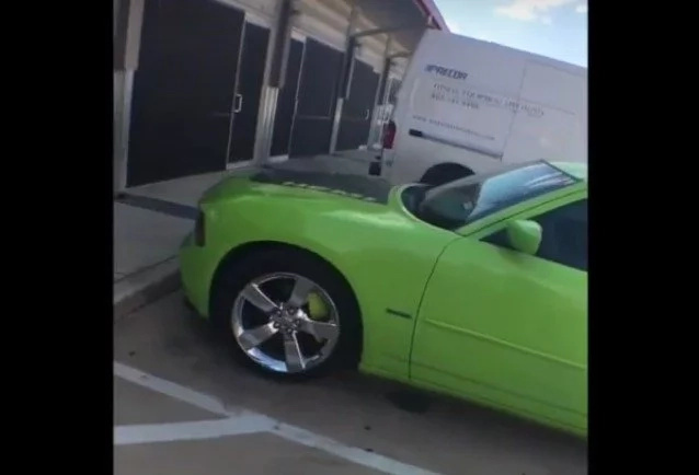 Woman Goes Berserk When She Finds Out Her Guy Has A Badass Car But Lives In A Storage Unit