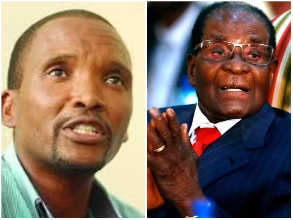 Pastor who predicted death of President Mugabe now claims God has changed His mind