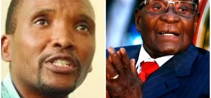 Should Mugabe feel relieved? Pastor who predicted his death now claims God has changed His mind