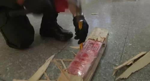 Cayó cargamento con droga en el aeropuerto El Dorado