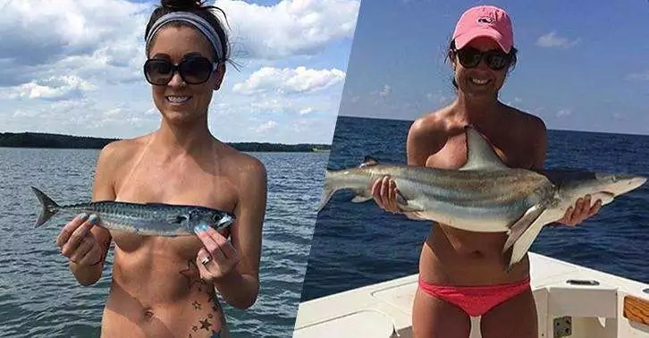 #FishBra is the most HILARIOUS and sexy women trend in years