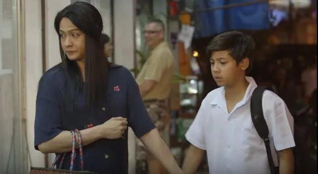 Hero Angeles makes TV comeback as transgender in MMK
